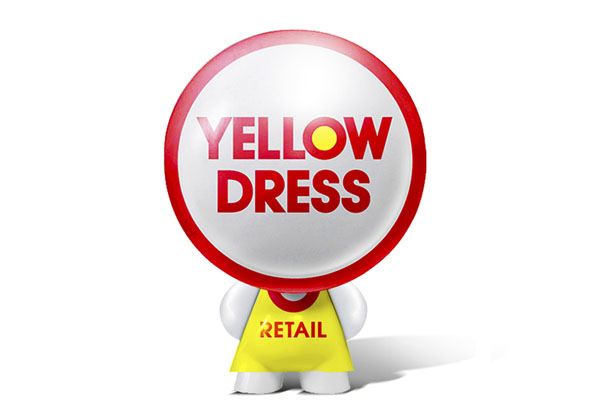 Yellow Dress Retail